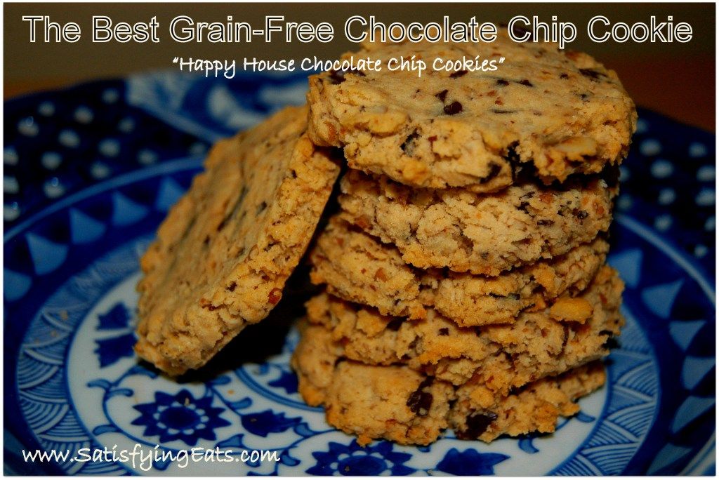 Happy-House Chocolate Chip Cookies (The BEST Chocolate Chip Cookie)