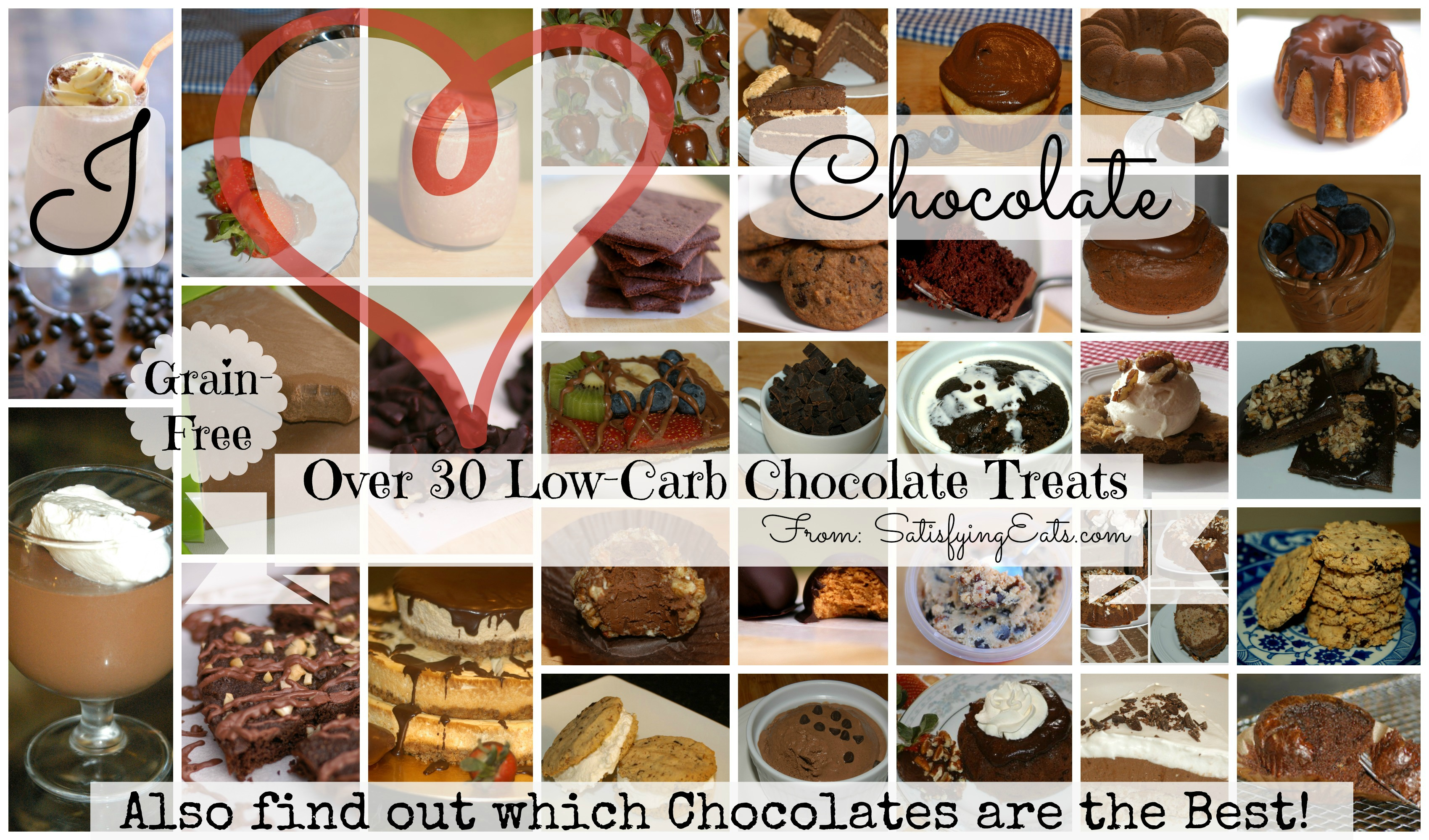 Chocolate Collage 3