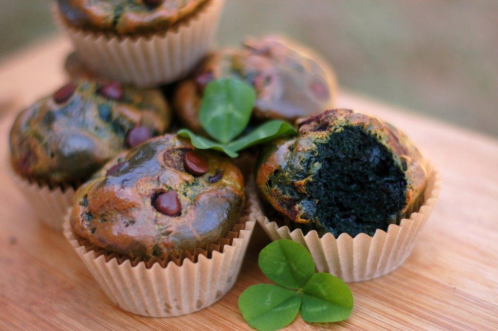 Shamrock Cupcakes (Nut-Free)