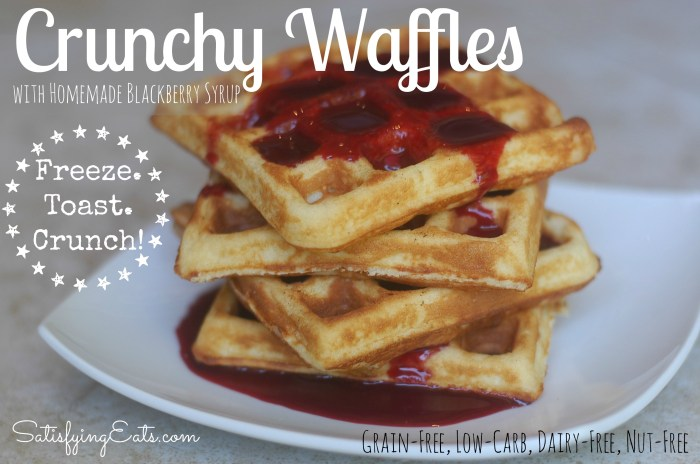 Crunchy Waffles2