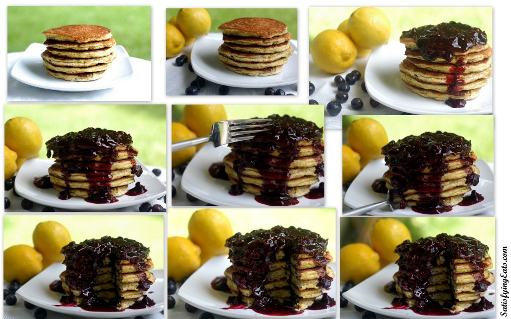 Lemon-Poppyseed Pancakes