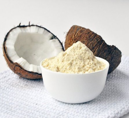 Coconut Flour (Image Source)