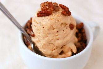 Butternut Squash or Pumpkin Gelato (or Ice Cream)