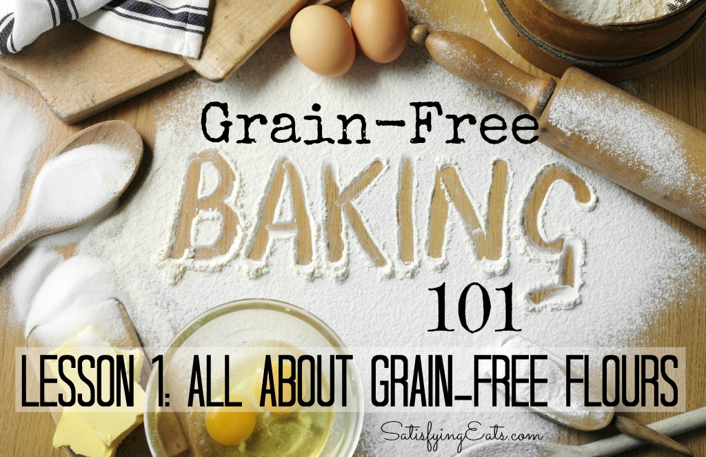 grain-free baking 101
