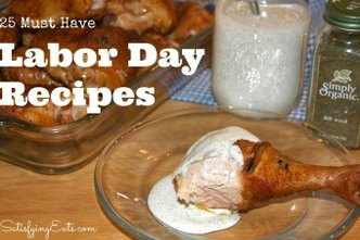 25 MUST HAVE Labor Day Recipes