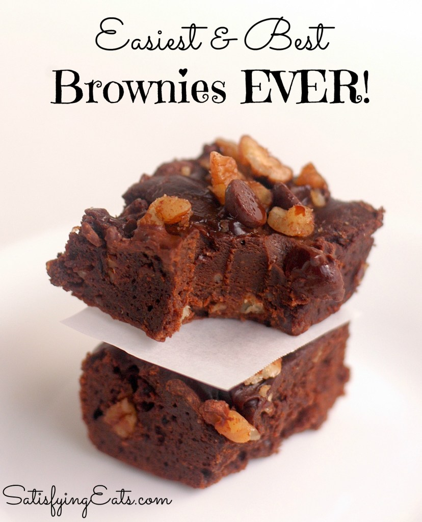Best Brownies Ever 1