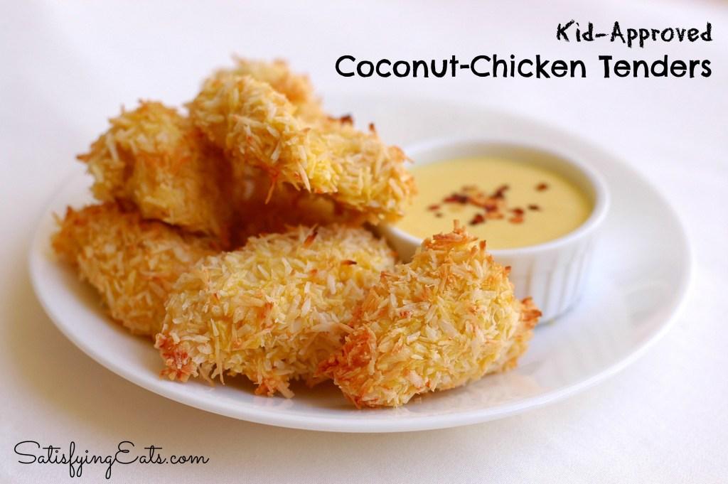 coconut chicken tenders