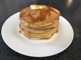 Fluffy Pancakes (Sweet Baking Mix)