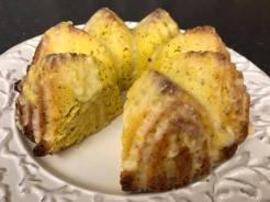 Lemon Poppy Seed Pound Cake (Sweet Baking Mix)