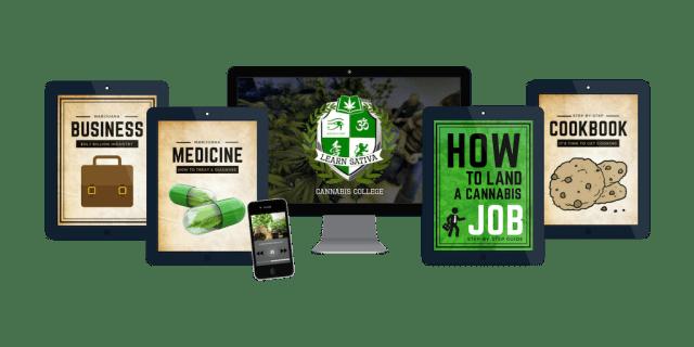 Cannabis College Online - Learn Sativa University