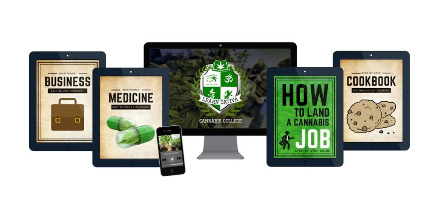 Cannabis College Online - Learn Sativa University