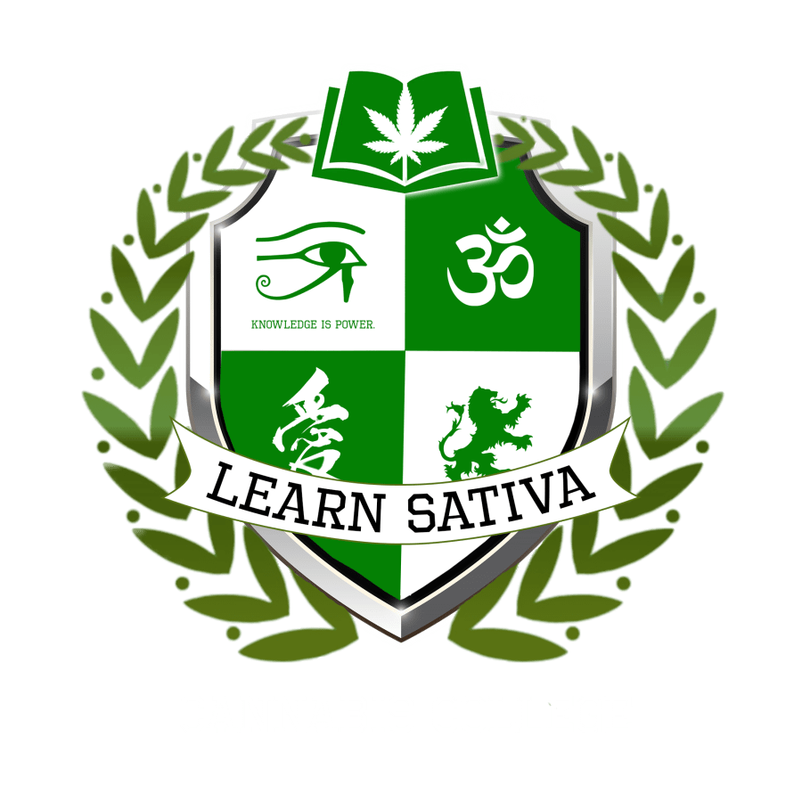 Learn Sativa Png Logo
