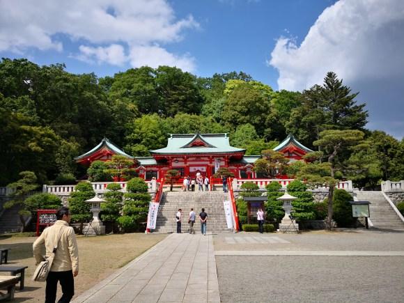 織姫神社(境内)