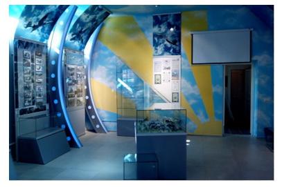 Экспозиция музеев
