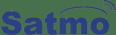 Satmo Vehicle Tracking Logo Sticky