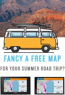 Garmin Free Map Offer 2018