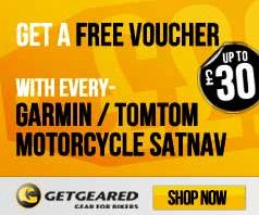 Get Geared Zumo & Rider