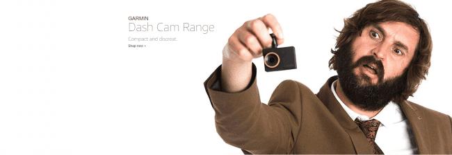 Garmin Dash Cams