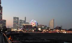 横浜の夜景をどうぞ・・涼しくなるのでは・・