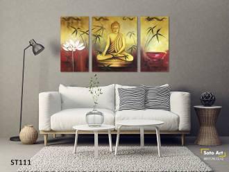 Vẽ tranh Phật theo yêu cầu