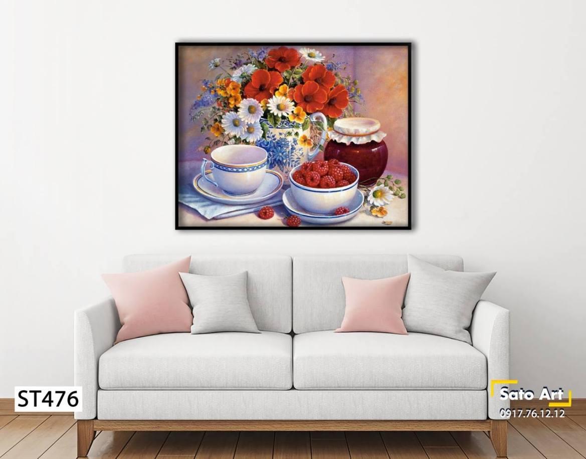 Mua tranh đẹp nghệ thuật treo tường