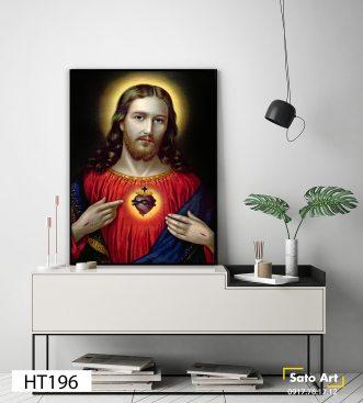 Tranh chân dung Đức chúa