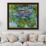 Tranh Monet Water Lilies