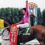 競馬始めて1番最初に好きになった馬