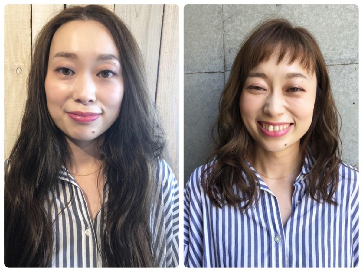 「前髪をつくりたい!」を叶える似合わせ前髪カット☆