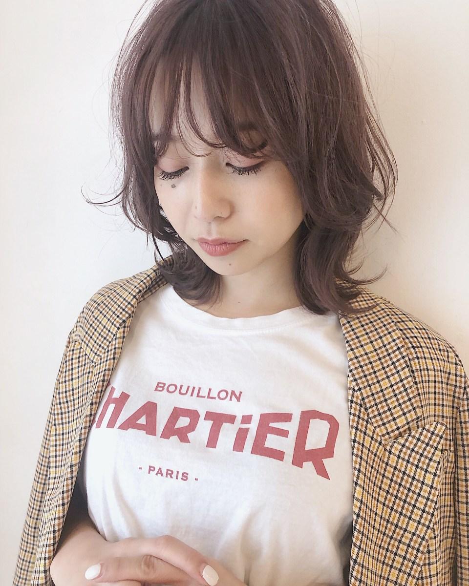 令和にアップデート!平成初期ウルフとトレンドのウルフヘアの違いを徹底解説!!