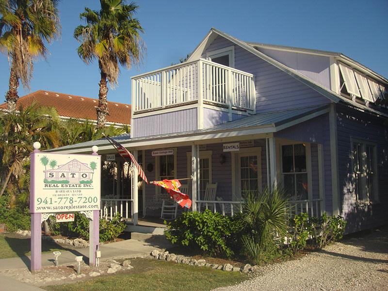 Sato Real Estate Anna Maria Island Vacation Rental Manager