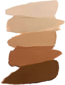Glossier Stretch Concealer Swatches