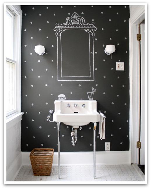 chalkboard-wall-Design-Sponge
