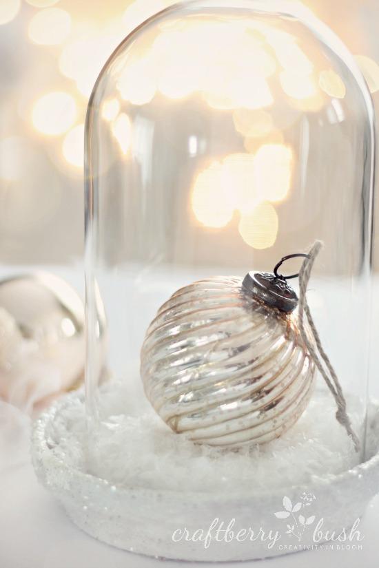 winter cloche via craftberrybush.com