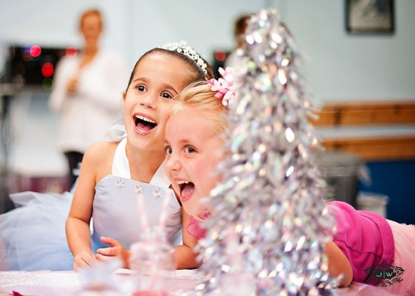 Nutcracker Ballet Themed Birthday Party by Palm Beach Parties