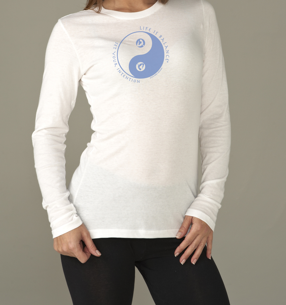 Set Your Intention Yoga T-shirt