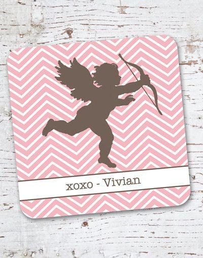 Vintage Cupid Valentine - Swanky Press