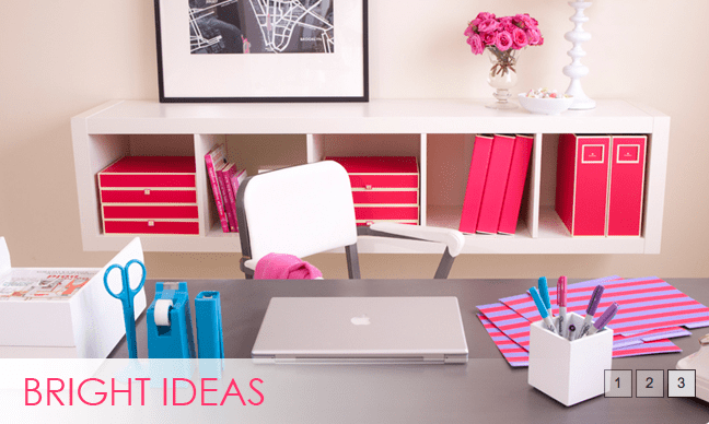 Bright Ideas Office Collection - See Jane Work