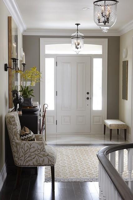 Front Entrance Design - Sarah Richardson