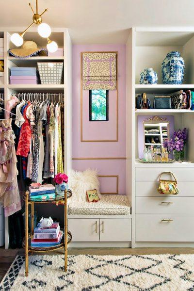 Dressing Room Design - Mimosa Lane
