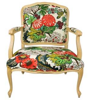 The Cross Kidman Bergere Chair