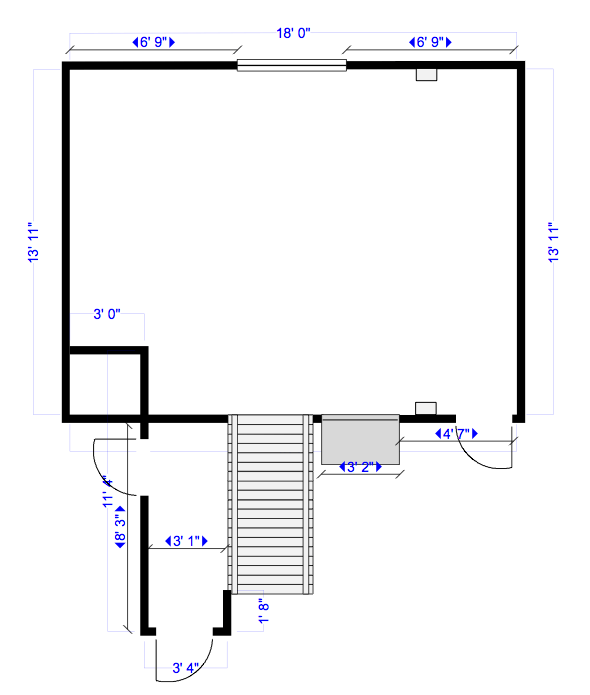 Basement Renovation Plan