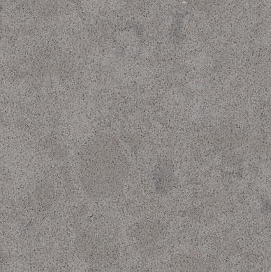 Caesarstone Stone Grey Quartz Countertop for Basement Family Room Snack Bar