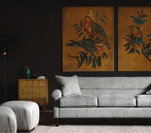 Dwell Studio Pouf Ottoman