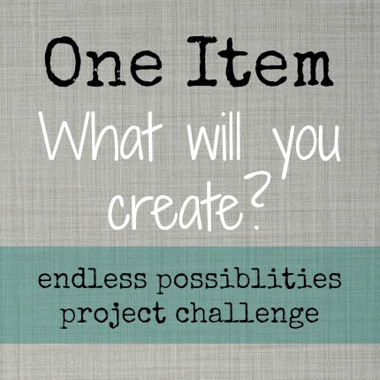 One Item Project Challenge Hosted by Satori Design for Living