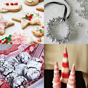 Holiday Crafts and Recipes