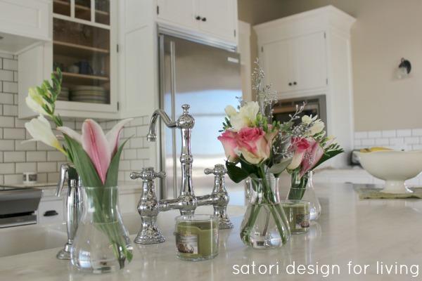 Countryside Christmas House Tour Kitchen | Satori Design for Living