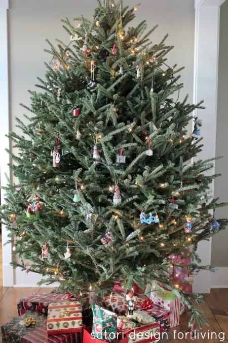 Christmas Tree | Countryside Christmas House Tour | Satori Design for Living