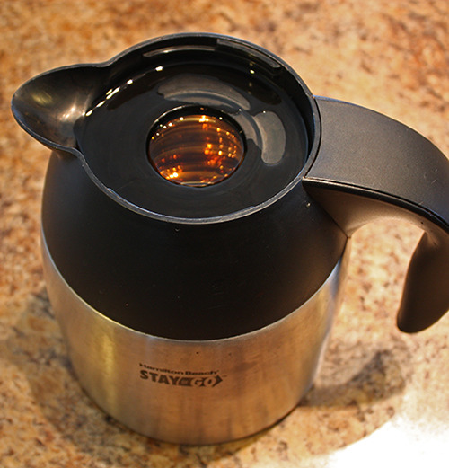 How to Clean Your Coffee Pot the Easy Way