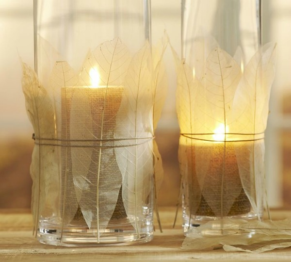 Ways to Decorate With Glass Cylinders - Candle Holder - Pottery Barn